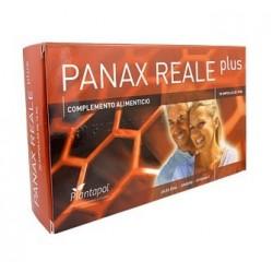 Panax Reale Plus Plantapol 20 ampolles