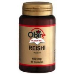 Reishi (micelio) 400 Mg. Obire 90 cápsulas