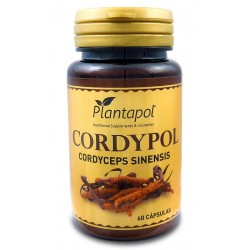 Cordypol Cordiceps sinensis Plantapol 60 cápsulas