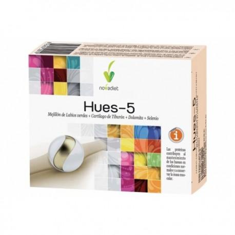 HUES - 5 NOVA DIET 60 cápsulas