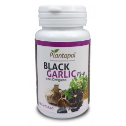 Black Garlic Plus con Orégano Plantapol 45 cápsulas
