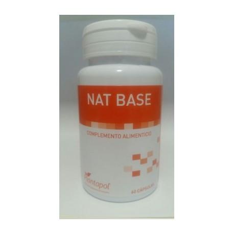 NAT BASE PLANTAPOL 60 cápsulas