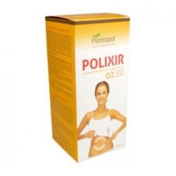 Polixir 02 Ed Digestivo Plantapol 250 ml.
