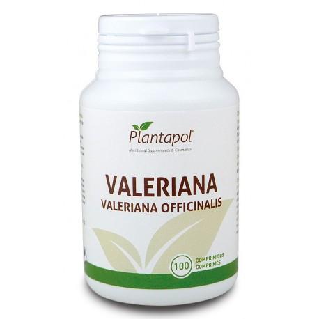 VALERIANA PLANTAPOL 100 comprimidos