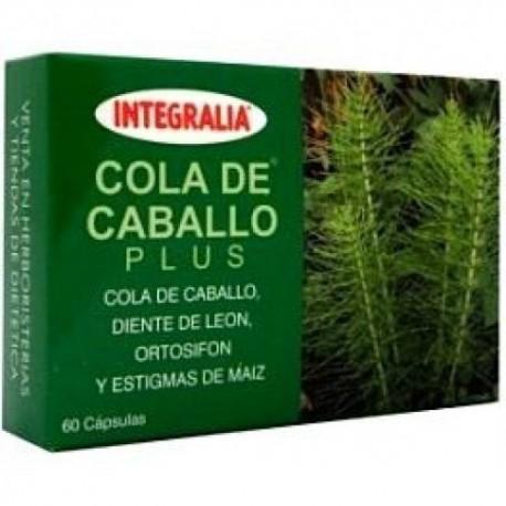 COLA DE CABALLO PLUS INTEGRALIA 60 cápsulas