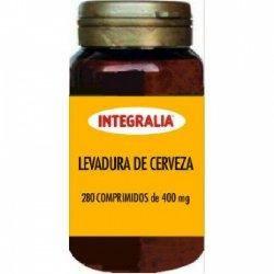 Levadura de cerveza comprimidos 400 mg. Integralia