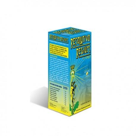RESOLUTIVO REGIUM PLAMECA 600 ml