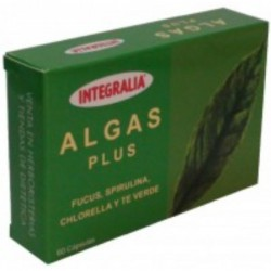 Algas Plus Integralia 60 càpsules