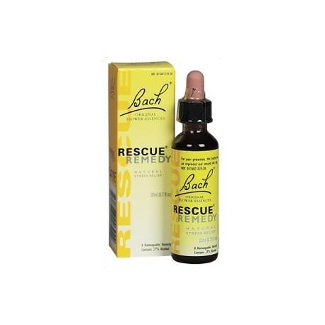 RESCUE REMEDY REMEI DE RESCAT FLORS DE BACH 10 ml.