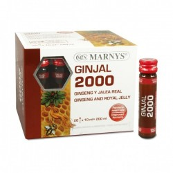 GINJAL 2.000 mg MARNYS 20 viales x 10 ml