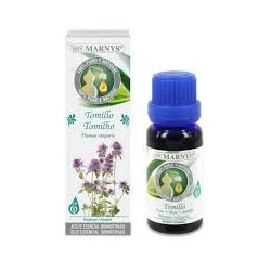 Tomillo Thymus vulgaris Aceite esencial 15 ml. Marnys