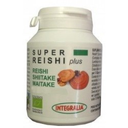 Super Reishi Plus BIO Integralia 90 cápsulas