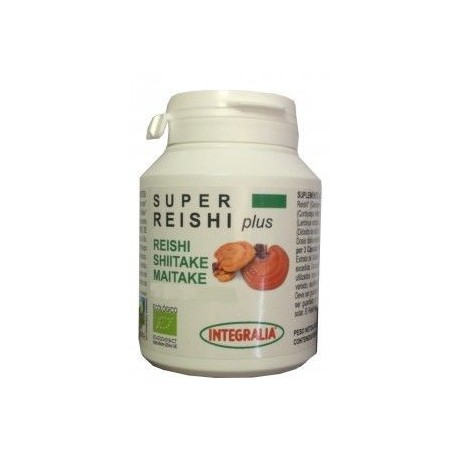 SUPER REISHI PLUS INTEGRALIA 90 cápsulas