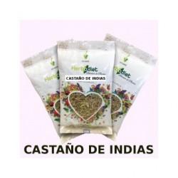 Castaño de Indias Aesculus hippocastanum Herbodiet Novadiet 100 g.