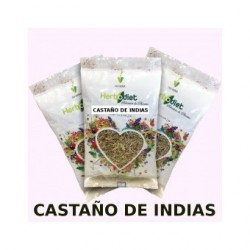Castanyer d'Índia Aesculus hippocastanum Herbodiet Novadiet 100 g