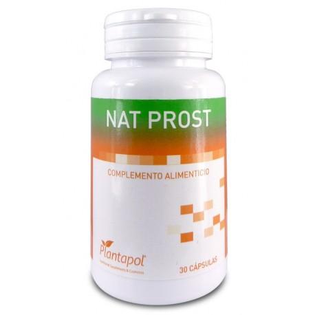 NAT PROST PLANTAPOL 30 cápsulas