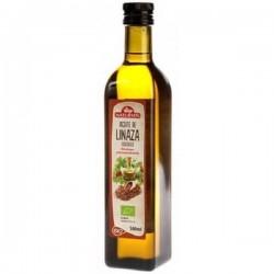Aceite de linaza ecológico Natursoy