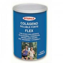 Colágeno Soluble Forte Flex Sabor Vainilla Integralia 400 g.