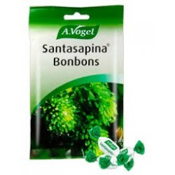Santasapina Bonbons caramelos rellenos Bioforce - Vogel 100 g.