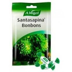 Santasapina Bonbons caramels farcits Bioforce - Vogel 100 g.