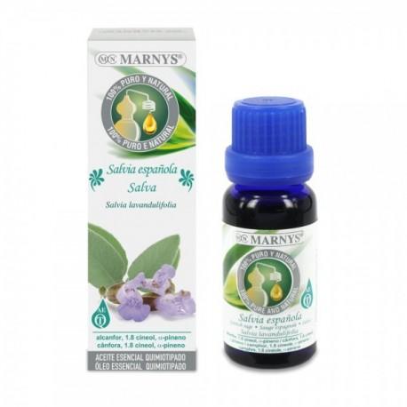 ACEITE ESENCIAL DE SALVIA MARNYS 15 ml