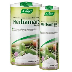 Herbamare Original Sal marina con plantas aromáticas y hortalizas frescas A. Vogel - Bioforce
