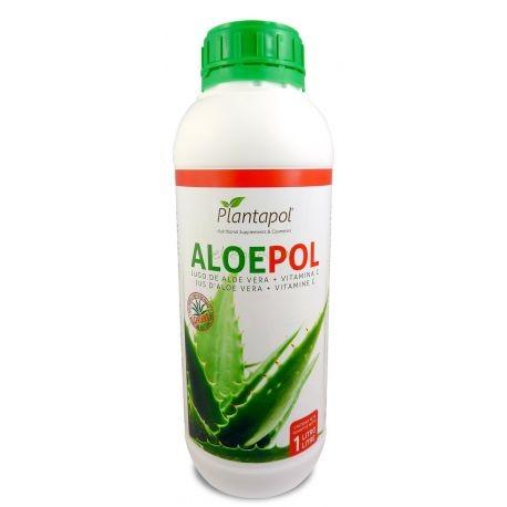 SUC D' ÀLOE VERA 100% PLANTAPOL 1 l.