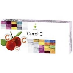Cerol-C Acerola Vitamina C Novadiet 30 comprimits mastegables