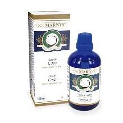 Oli de coco corporal Marnys 100 ml.
