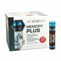 Memory Plus Marnys 20 viales X 10 ml.