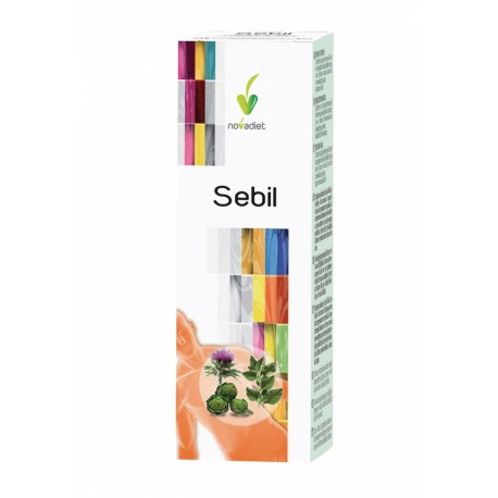 SEBIL. NOVA DIET. 30 ml.