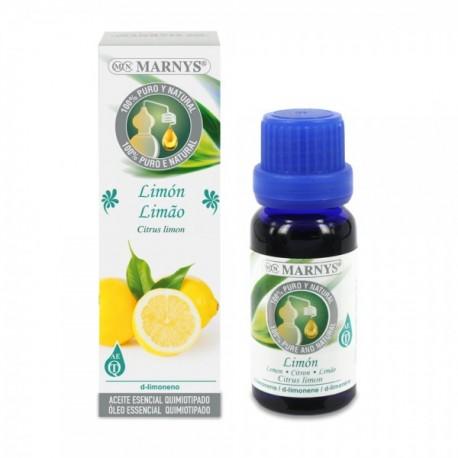 LLIMONA Oli essencial 100 % (Citrus limon) MARNYS 15 ml.