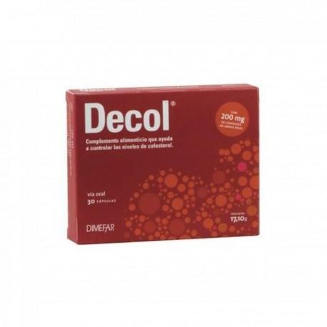 DECOL DIMEFAR 30 càpsules