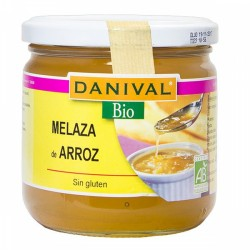 Melaza de arroz bio Danival 460 g.