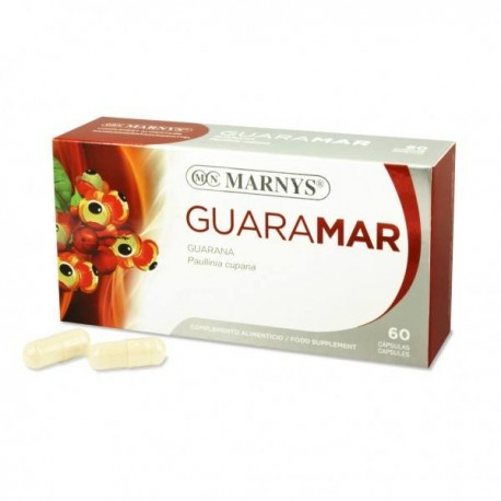 GUARANÀ MARNYS 120 càpsules x 500 mg.