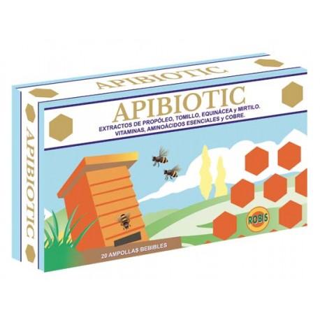 APIBIOTIC. ROBIS. 20 ampolles bebibles.