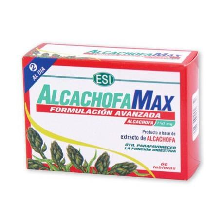 ALCACHOFA MAX. CARXOFA. ESI - TREPAT DIET. 60 comprimits.