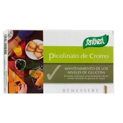Picolinat de Crom Santiveri 40 càpsules