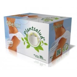 OBELAX PLANTSALUD ADELGAZANTE NATURAL ARTEMISA 20 infusiones