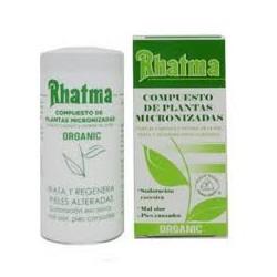 Compost de plantes micronitzades Desodorant Rhatma 75 g.