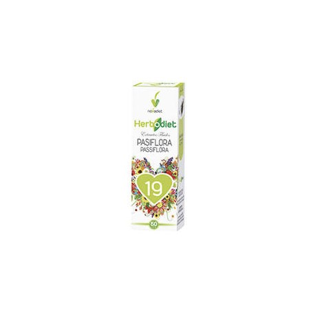 PASIFLORA EXTRACTO FLUIDO NOVA DIET 50 ml.