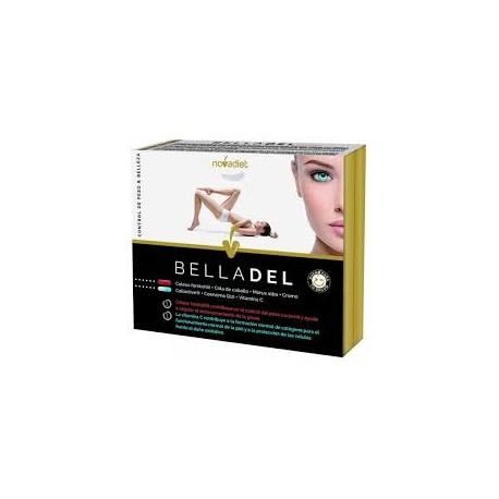 BELLADEL CONTROL DE PES & BELLESA NOVA DIET 60 càpsules