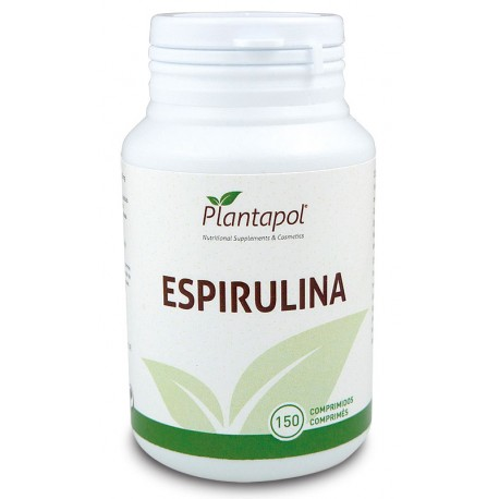 ESPIRULINA PLANTAPOL 150 comprimidos