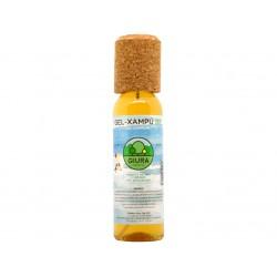 Xampú - Gel de bany per a nadons i infants Cosmètics Giura 200 ml.
