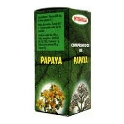 Papaya Integralia 60 comprimidos