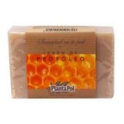 Jabón de propóleo Plantapol pastilla de 100 g.