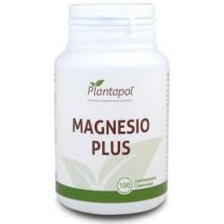 Magnesio Plus Plantapol 100 comprimidos