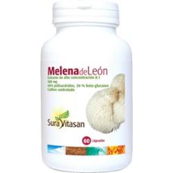 Melena de León Sura Vitasan 60 càpsules