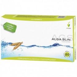 Alga Slin - Algues marines laminària + fucus Novadiet 20 ampolles