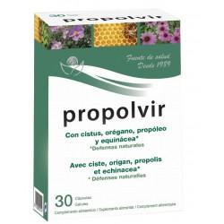 PROPOLVIR BIOSERUM 30 comprimidos